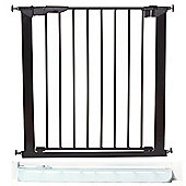 BabyDan Premier True Pressure Gate Black and No Trip Step Plate