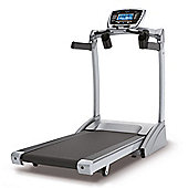Vision Fitness T9550 Deluxe Folding Treadmill
