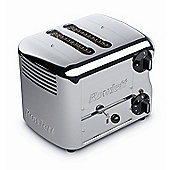 Rowlett Rutland Esprit 2 Slice Bread Toaster - Polished Stainless Steel