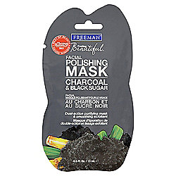 Freemans Feeling Beautiful Charcoal And Black Sugar Polishing Mask