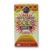 Garden Of Life Vitamin Code Raw Vitamin D3 60 Capsules