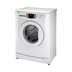 Beko WMB714422 Washing Machine, 7kg, 1400rpm, A++ Energy Rating, White