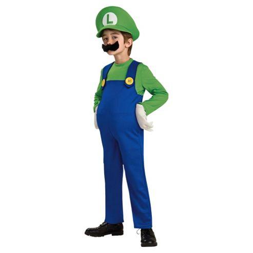 Rubies UK Deluxe Luigi- L