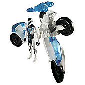 Max Steel Large Vehicle & Figure