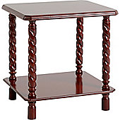 Value by Wayfair Classic Side Table - Mahogany