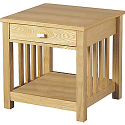 Value by Wayfair One Drawer Side Table