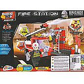 Block Tech - Fire Station Engine Alert