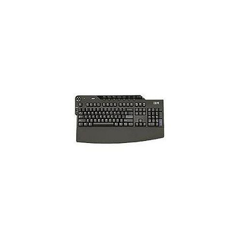 Lenovo Business Black Enhanced Performance USB Keyboard - German