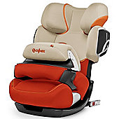 Cybex Pallas 2-Fix Car Seat (Autumn Gold)