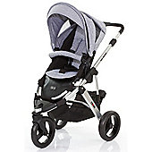 ABC Design Cobra 2 in 1 Pushchair (Silver/Graphite)