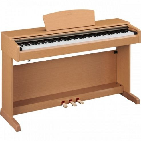 Yamaha YDP161C Digital Portable Piano - Brown