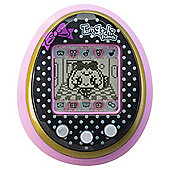 Tamagotchi Friend - Pink Bow And Black Dot