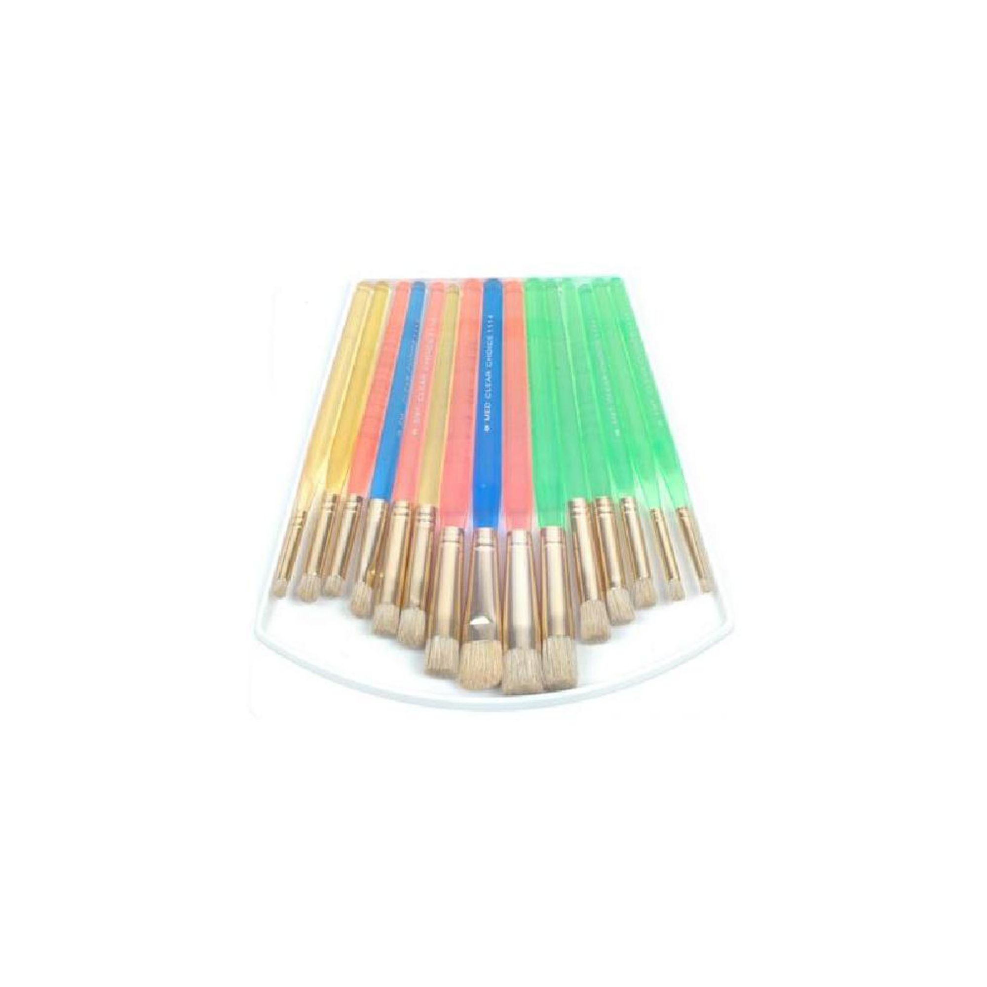 Royal Stencil Brush 15 Pk