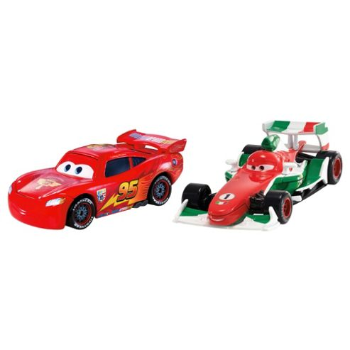 Disney Cars 2 McQueen/Francesco