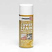 Zinsser Cover Stain - Primer Sealer - Aerosol 390ml
