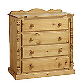 Ideal Furniture Ashley 4 Drawer Chest
