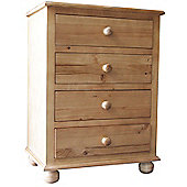 Thorndon Belmont 4 Drawer Chest