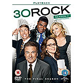 30 Rock: Series 7  - DVD Boxset