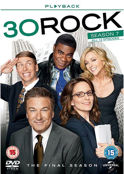 30 Rock: Series 7  - DVD Boxset