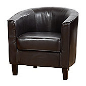 Sofa Collection Abbeville Tub Chair - Black