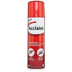 Vetkem Acclaim 2000 Household Flea Spray (400ml)