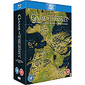 Game Of Thrones Season 1-3 - (Blu-Ray Boxset)