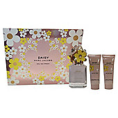 Marc Jacobs Daisy Eau So Fraiche 75Ml EDT, 75ml Shower Gel and 75ml Body Lotion