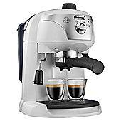 DeLonghi Motivo EC220W Espresso Coffee Machine - White