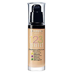 Bourjois 123 Perfect Foundation Rose Beige