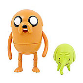 Adventure Time Jake and Tree Trunks Figures