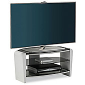 Alphason Francium White TV Stand for up to 37 inch TVs