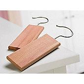 Russell Wc0511Fsc Cedar Hanging Blocks X2