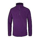 Mountain Warehouse Camber Kids Fleece - Purple