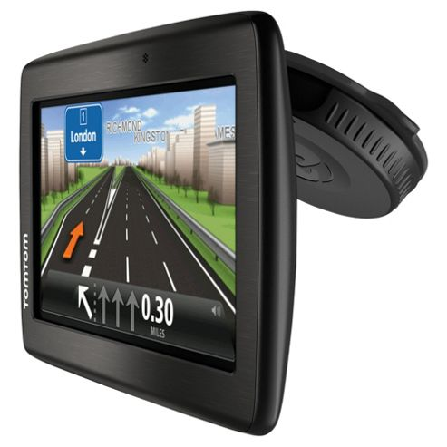 TomTom Via 135 UK Sat Nav