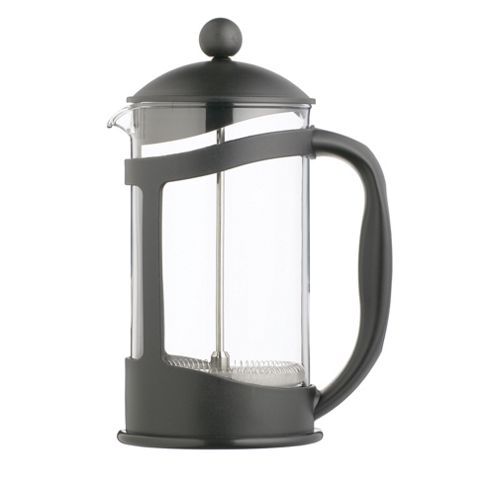 KitchenCraft Coffee Cafetiere with Glass Jug - Medium - 3 cup