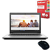 "Lenovo Ideapad 310 - 80SM00D1UK - 15.6"" Laptop With BullGuard Internet Security & Mouse"