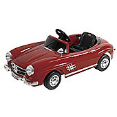 Classic Merc 6V convertible battery operated