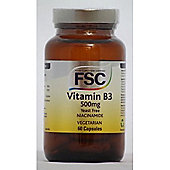 Fsc Niacinamide 500Mg 60 Tablets