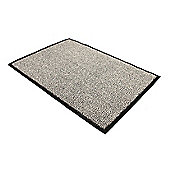 Floortex Dust Control Mat 90x150cm Black and White