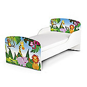 PriceRightHome Jungle Toddler Bed