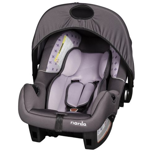 Nania Beone Purple Car Seat, Group 0+
