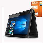 "Toshiba Radius L40DW-C-104 14"" Touchscreen Laptop AMD A8-7410 8GB RAM 128GB SSD Windows 10 With Antivirus"