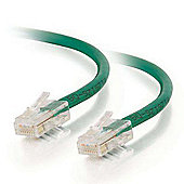 Cables to Go 1.5m Cat5E Assembled UTP Patch Cable Green