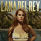 Lana Del Rey - Born To Die (2CD)
