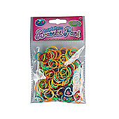 Jacks Loop & Charm Bracelet Refill Pack - 150 Loom Bands