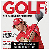 Golf Monthly Subscription Gift Pack