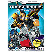 Transformers Prime: One Shall Stand Dvd