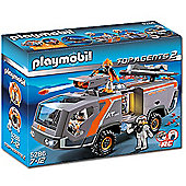 Playmobil Top Agents Spy Team Command Vehicle - 5286