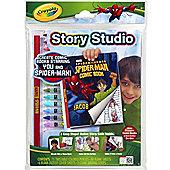 Crayola Story Studio - Spider-Man