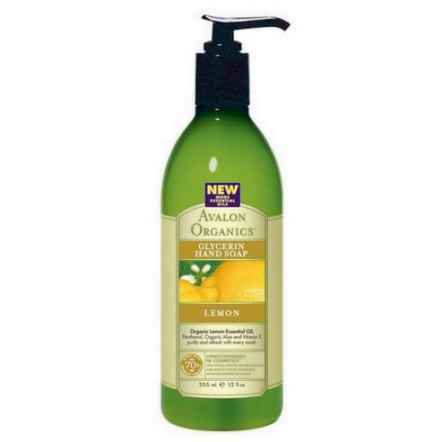 Lemon Hand Soap